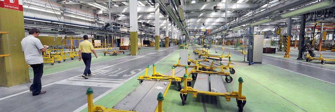 DEMA, 99 licenziamenti nello stabilimento di Somma Vesuviana - Ingersol  Engineers Business Solutions